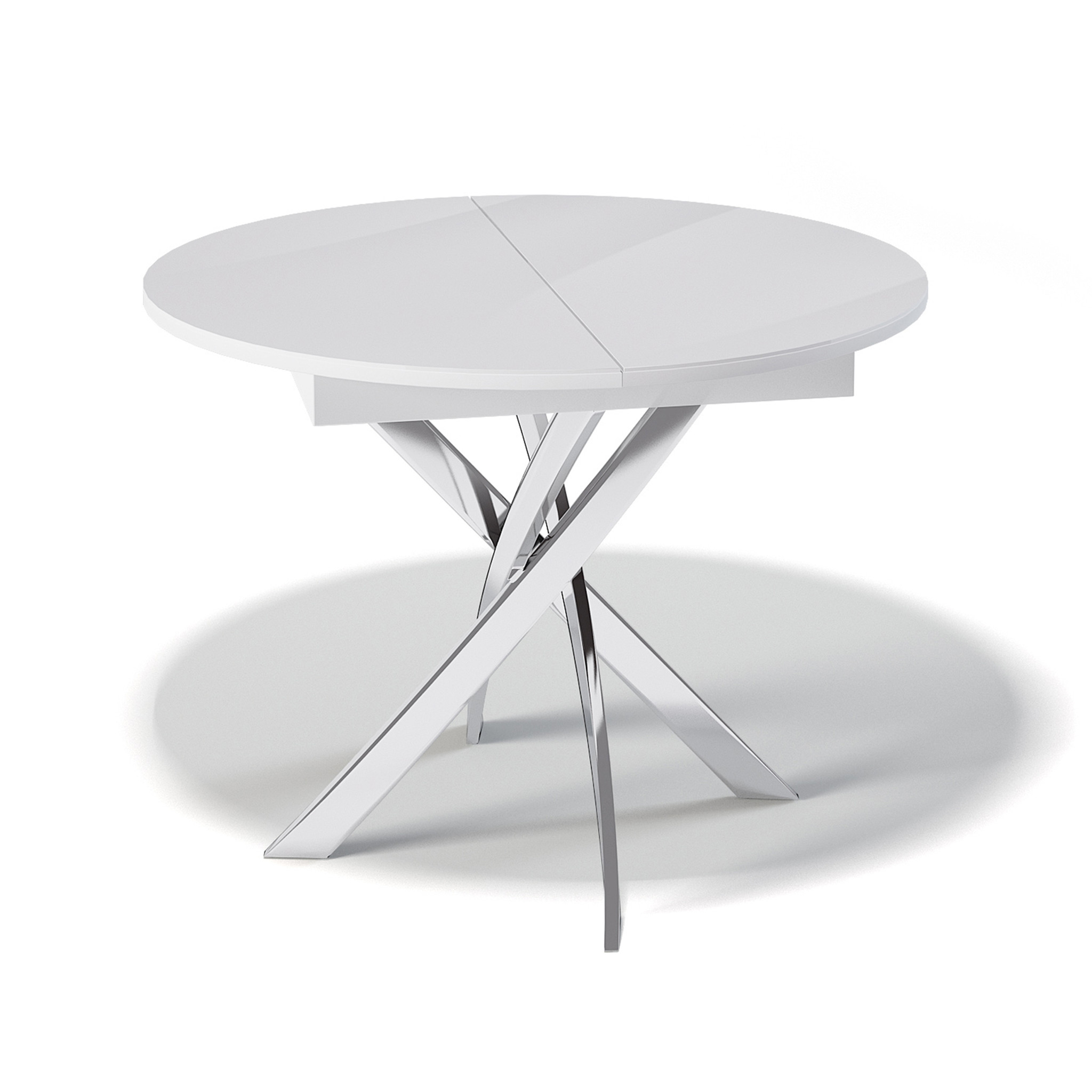 Стол обеденный KennerОбеденные столы<br>Ножки стола выполнены из хромированного металла, столешница - ДСП+стекло 4мм.&amp;amp;nbsp;&amp;lt;div&amp;gt;Механизм раскладки: синхронный, легкого скольжения.&amp;amp;nbsp;&amp;lt;/div&amp;gt;&amp;lt;div&amp;gt;На ножках установлены регулировочные винты.&amp;amp;nbsp;&amp;lt;/div&amp;gt;&amp;lt;div&amp;gt;&amp;lt;span style=&amp;quot;font-size: 14px;&amp;quot;&amp;gt;Фурнитура в комплекте.&amp;amp;nbsp;&amp;lt;/span&amp;gt;&amp;lt;/div&amp;gt;&amp;lt;div&amp;gt;&amp;lt;span style=&amp;quot;font-size: 14px;&amp;quot;&amp;gt;Стол раскладной,вставка &amp;quot;бабочка&amp;quot; со стеклом.&amp;amp;nbsp;&amp;lt;/span&amp;gt;&amp;lt;/div&amp;gt;&amp;lt;div&amp;gt;&amp;lt;span style=&amp;quot;font-size: 14px;&amp;quot;&amp;gt;Размер столешницы в разложенном виде: 145х100 см.&amp;lt;/span&amp;gt;&amp;lt;/div&amp;gt;<br><br>Material: Дерево<br>Высота см: 75
