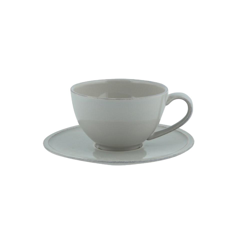 Чайная параЧайные пары, чашки и кружки<br>Costa Nova (Португалия) – керамическая посуда из самого сердца Португалии. Она максимально эстетична и функциональна. Керамическая посуда Costa Nova абсолютно устойчива к мытью, даже в посудомоечной машине, ее вполне можно использовать для замораживания продуктов и в микроволновой печи, при этом можно не бояться повредить эту великолепную глазурь и свежие краски. Такую посуду легко мыть, при ее очистке можно использовать металлические губки – и все это благодаря прочному глазурованному покрытию.&amp;amp;nbsp;&amp;lt;div&amp;gt;&amp;lt;br&amp;gt;&amp;lt;/div&amp;gt;&amp;lt;div&amp;gt;Объем: 260 мл.&amp;lt;br&amp;gt;&amp;lt;/div&amp;gt;<br><br>Material: Керамика