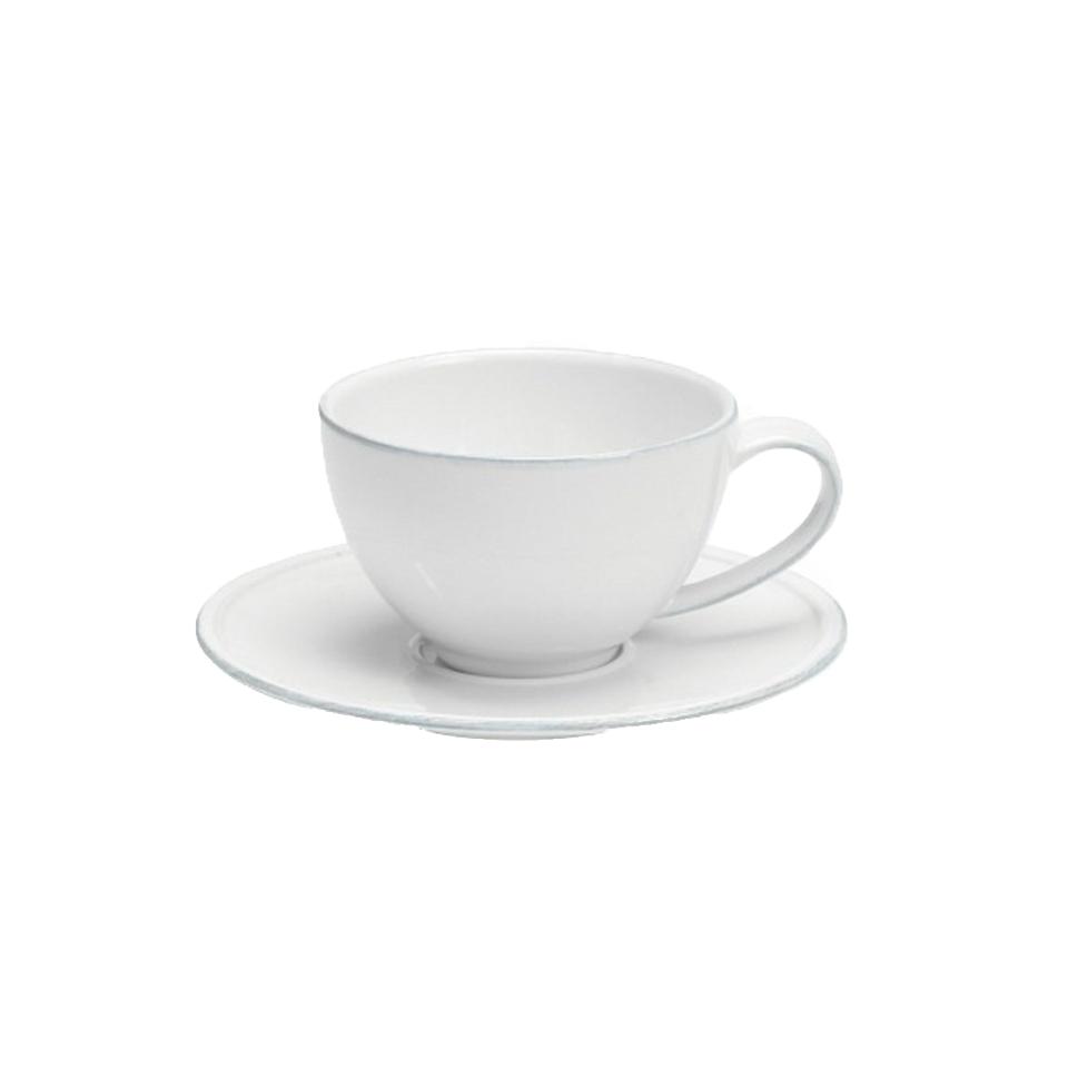 Чайная параЧайные пары, чашки и кружки<br>Costa Nova (Португалия) – керамическая посуда из самого сердца Португалии. Она максимально эстетична и функциональна. Керамическая посуда Costa Nova абсолютно устойчива к мытью, даже в посудомоечной машине, ее вполне можно использовать для замораживания продуктов и в микроволновой печи, при этом можно не бояться повредить эту великолепную глазурь и свежие краски. Такую посуду легко мыть, при ее очистке можно использовать металлические губки – и все это благодаря прочному глазурованному покрытию.&amp;amp;nbsp;&amp;lt;div&amp;gt;&amp;lt;br&amp;gt;&amp;lt;/div&amp;gt;&amp;lt;div&amp;gt;Объем: 260 мл.&amp;lt;/div&amp;gt;<br><br>Material: Керамика