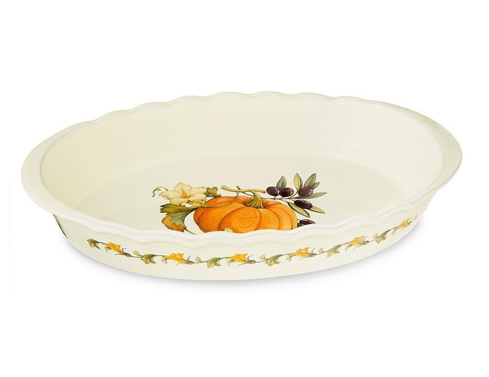 Блюдо для запекания ТыкваДекоративные блюда<br><br><br>Material: Керамика<br>Ширина см: 39<br>Глубина см: 24