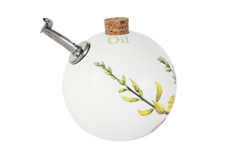 Бутылка для масла ФрескоБутылки<br>Объем: 0,4л.<br><br>Material: Керамика<br>Ширина см: 12<br>Высота см: 11<br>Глубина см: 10