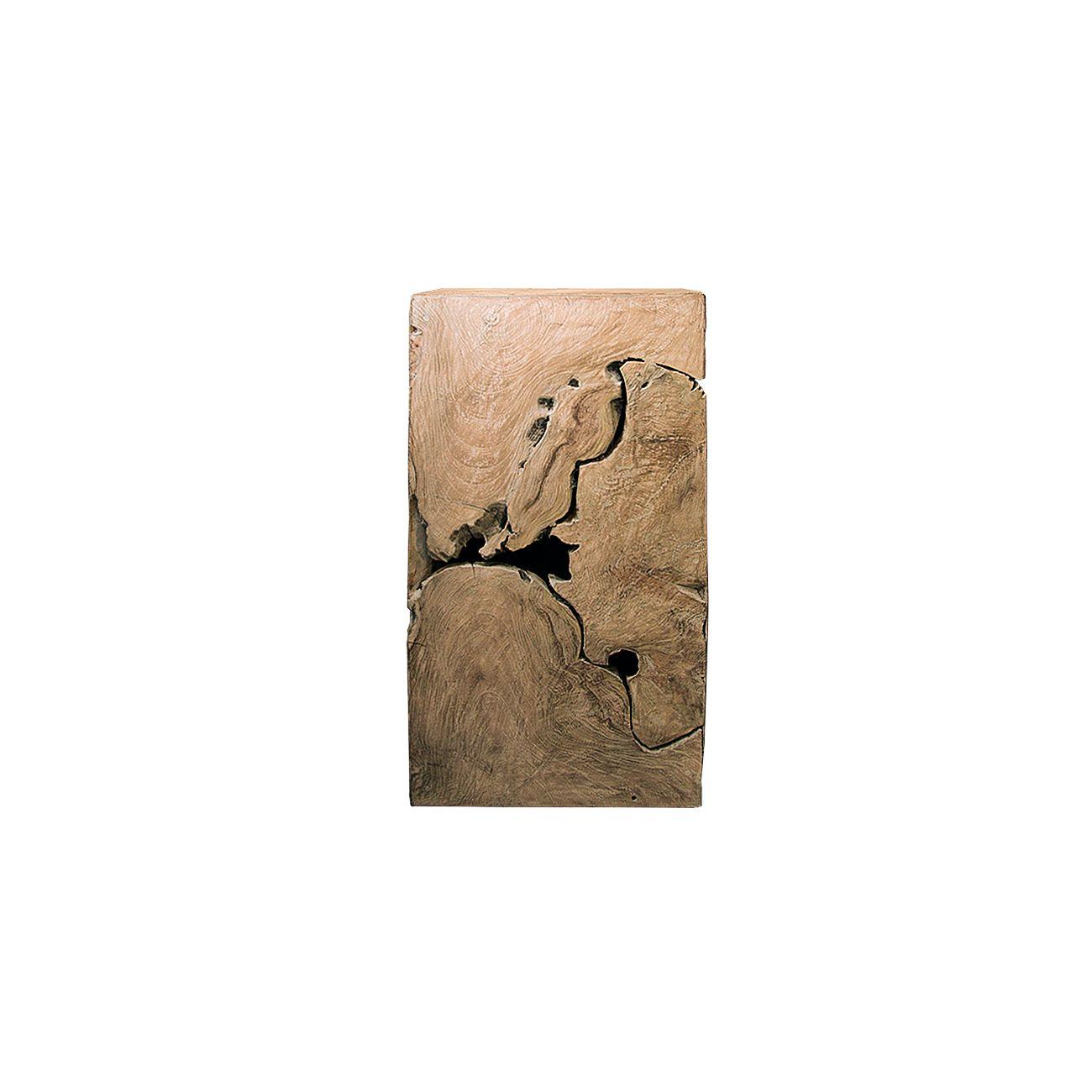 Подиум ALENKAПьедесталы<br>ROOMERS – это особенная коллекция, воплощение всего самого лучшего, модного и новаторского в мире дизайнерской мебели, предметов декора и стильных аксессуаров. Интерьерные решения от ROOMERS – всегда актуальны, более того, они - на острие моды. Коллекции ROOMERS тщательно отбираются и обновляются дважды в год специально для вас.<br><br>Material: Тик<br>Width см: 40<br>Depth см: 40<br>Height см: 75