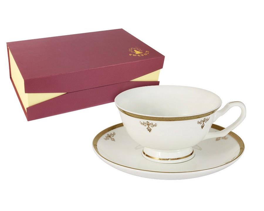 Набор чашек Ампир (6шт.)Чайные пары, чашки и кружки<br><br><br>Material: Фарфор