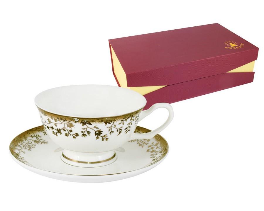 Набор чашек Золотой луг (6шт.)Чайные пары, чашки и кружки<br><br><br>Material: Фарфор