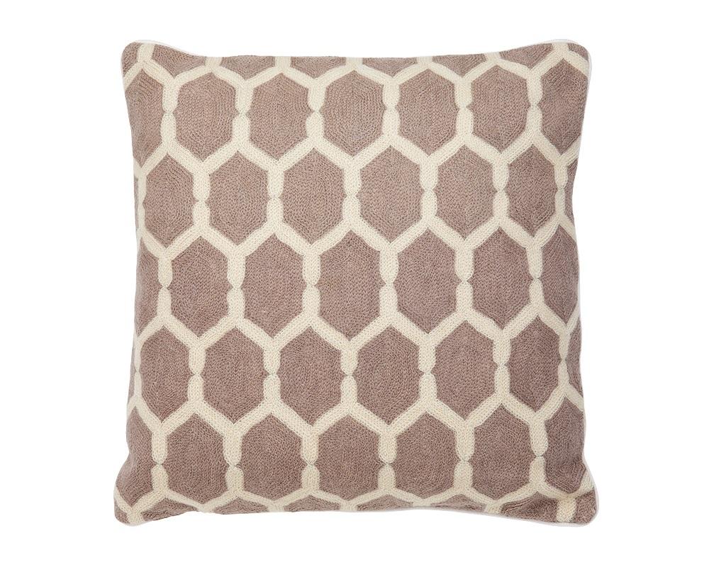 Подушка CirrusКвадратные подушки и наволочки<br><br><br>Material: Текстиль<br>Ширина см: 50.0<br>Высота см: 50.0