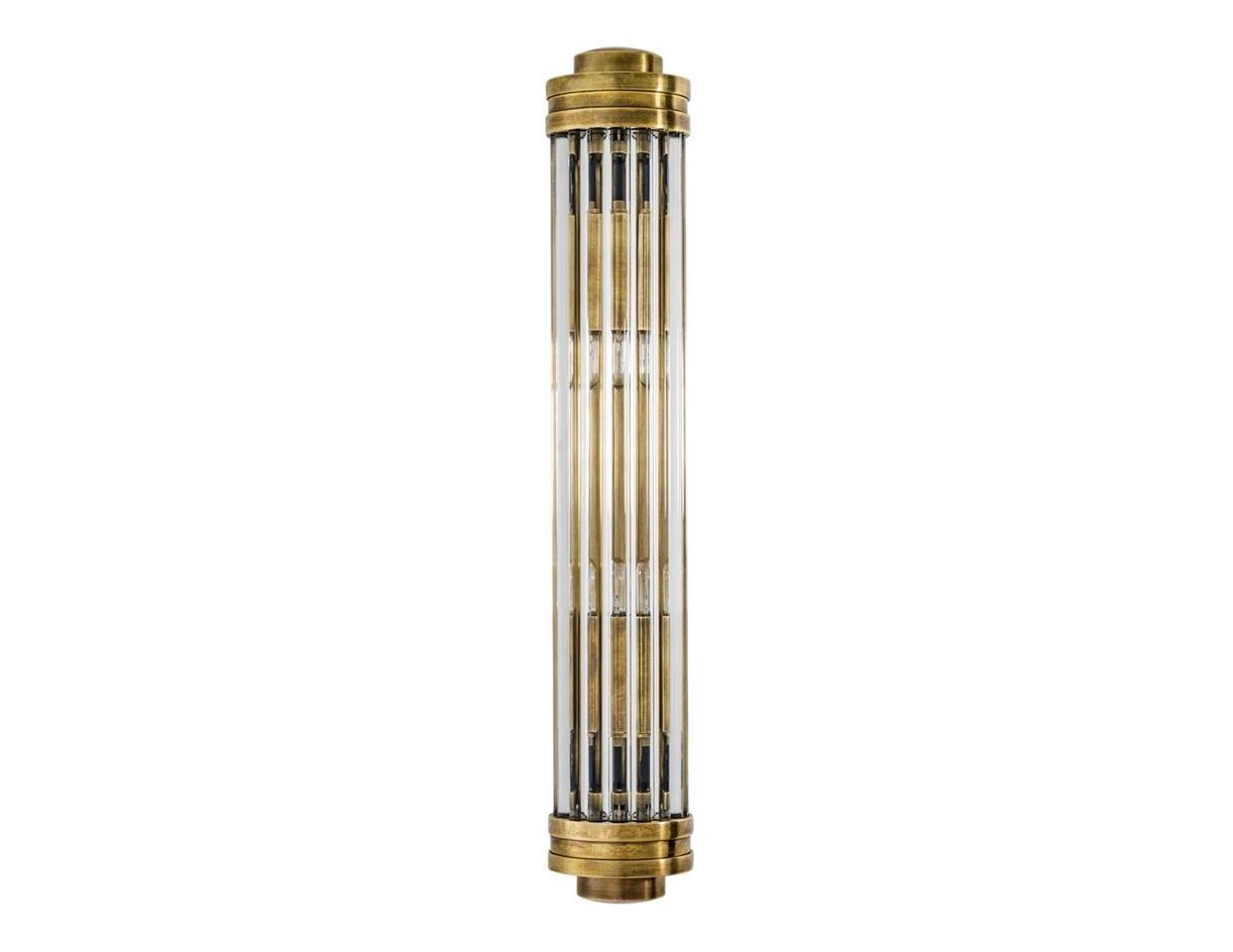 Настенный светильник GascogneБра<br>Вид цоколя: E14Мощность: 40WКоличество ламп: 2 (нет в комплекте)<br><br>kit: None<br>gender: None