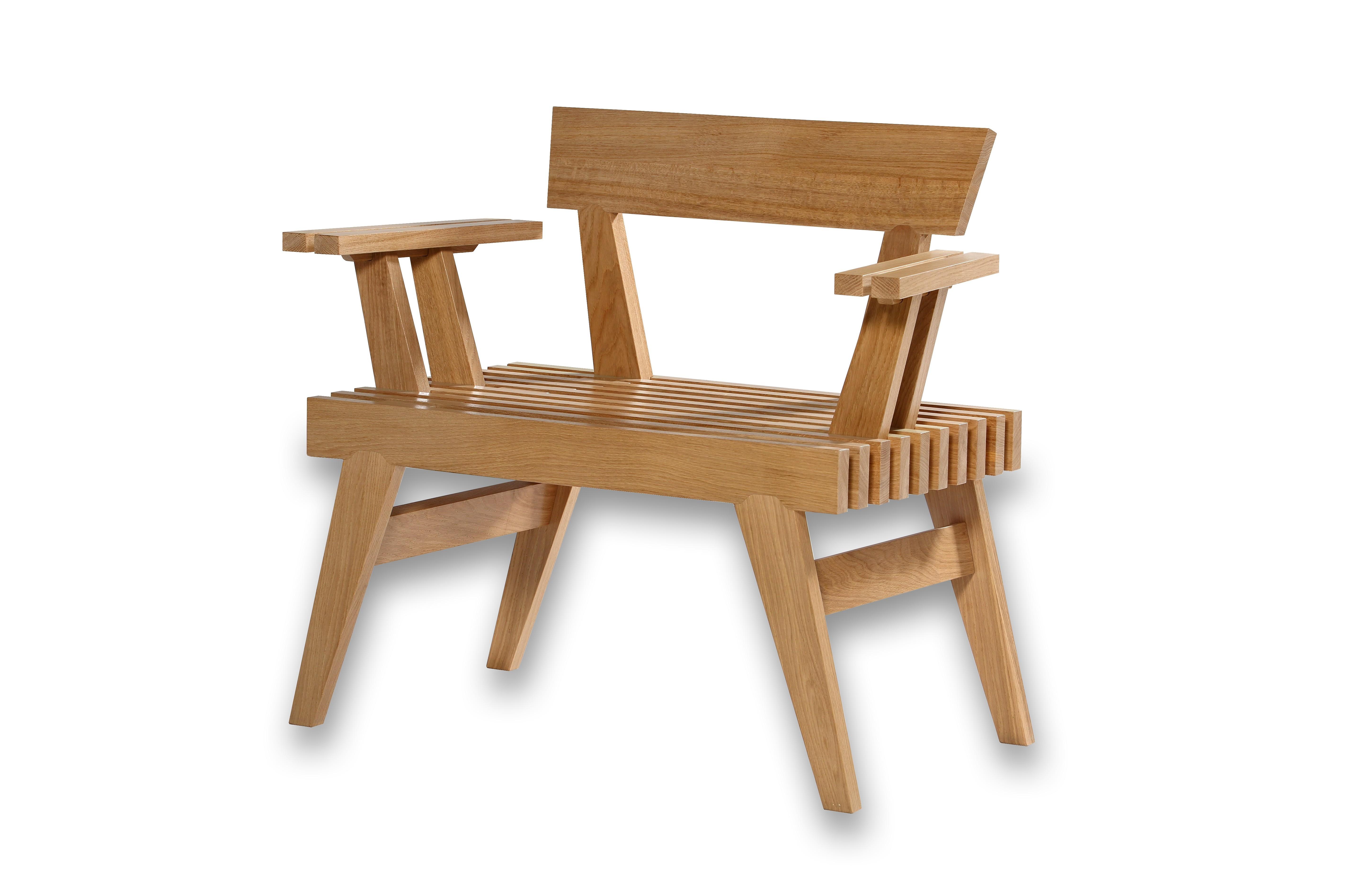 КреслоКресла для сада<br>Кресло из натуральной древесины.<br><br>Material: Дерево<br>Ширина см: 95<br>Высота см: 82<br>Глубина см: 51