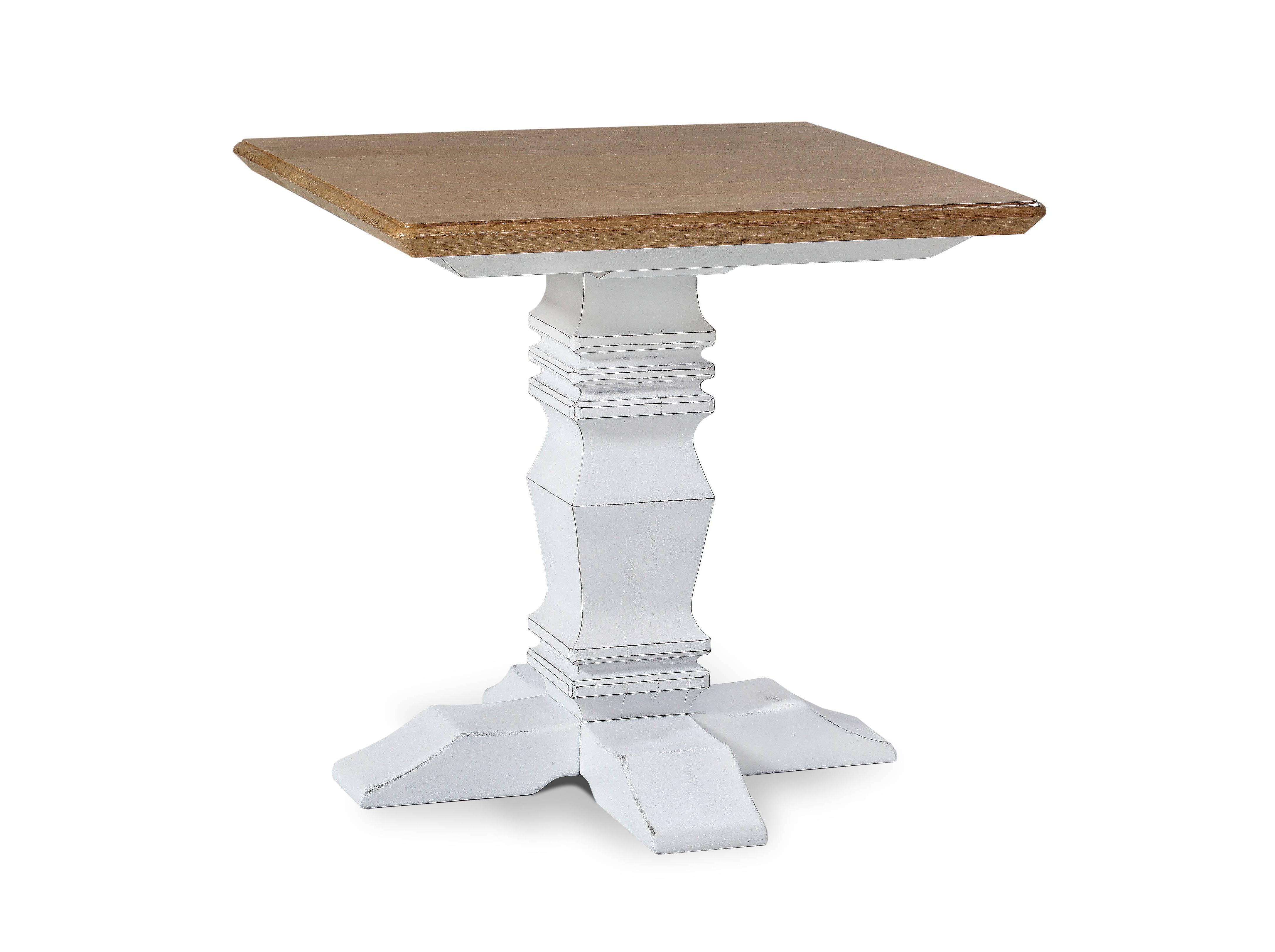 Стол БахчисарайСтолы и столики для сада<br>Изделие из натуральной древесины.<br><br>Material: Дерево<br>Ширина см: 80<br>Высота см: 77<br>Глубина см: 80