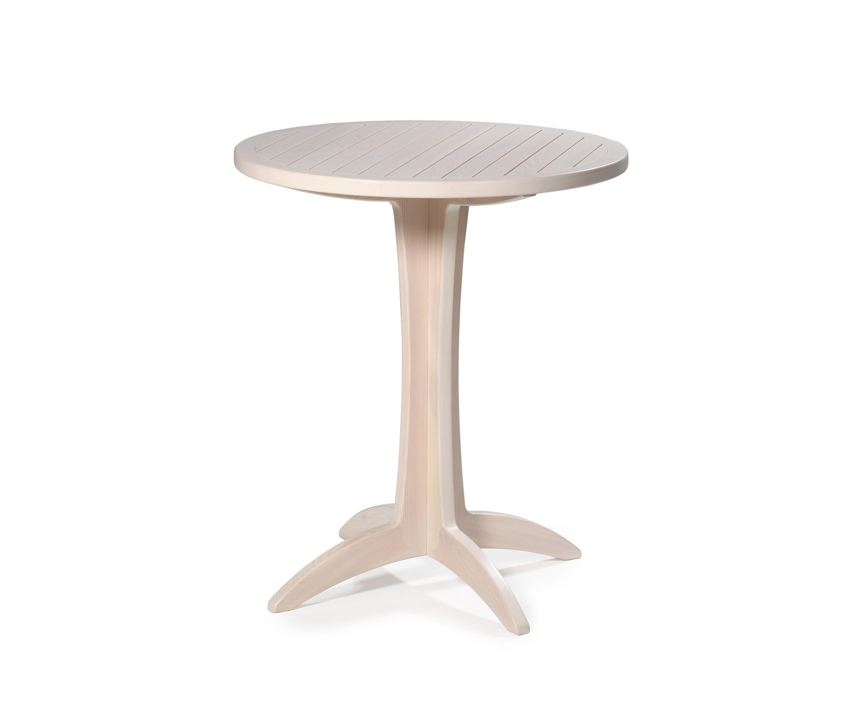 Стол барный АристократСтолы и столики для сада<br>Изделие изготовлено из массива лиственницы.<br><br>Material: Дерево<br>Высота см: 110