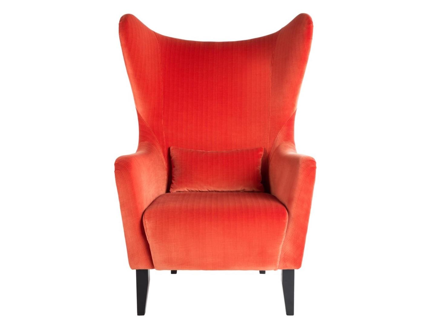 Кресло Grand orangeКресла с высокой спинкой<br><br><br>Material: Текстиль<br>Width см: None<br>Depth см: None<br>Height см: None