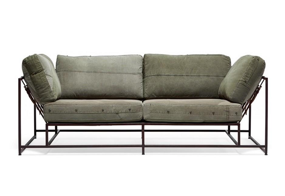 Двухместный диван МилитариДвухместные диваны<br>&amp;lt;div&amp;gt;Двухместный диван из линейки &amp;quot;Милитари&amp;quot;, обивка выполнена из натуральной парусины, экологически чистый и безопасный материал. За счет изменения цвета каркаса, диваны линейки &amp;quot;Милитари&amp;quot; гармонично впишутся в любой интерьер и подчеркнут Ваш великолепный вкус.&amp;lt;/div&amp;gt;&amp;lt;div&amp;gt;&amp;lt;br&amp;gt;&amp;lt;/div&amp;gt;&amp;lt;div&amp;gt;В комплект входят 6 подушек, металлокаркас,16 ремней.&amp;lt;/div&amp;gt;<br><br>Material: Текстиль<br>Width см: 174<br>Depth см: 92<br>Height см: 76
