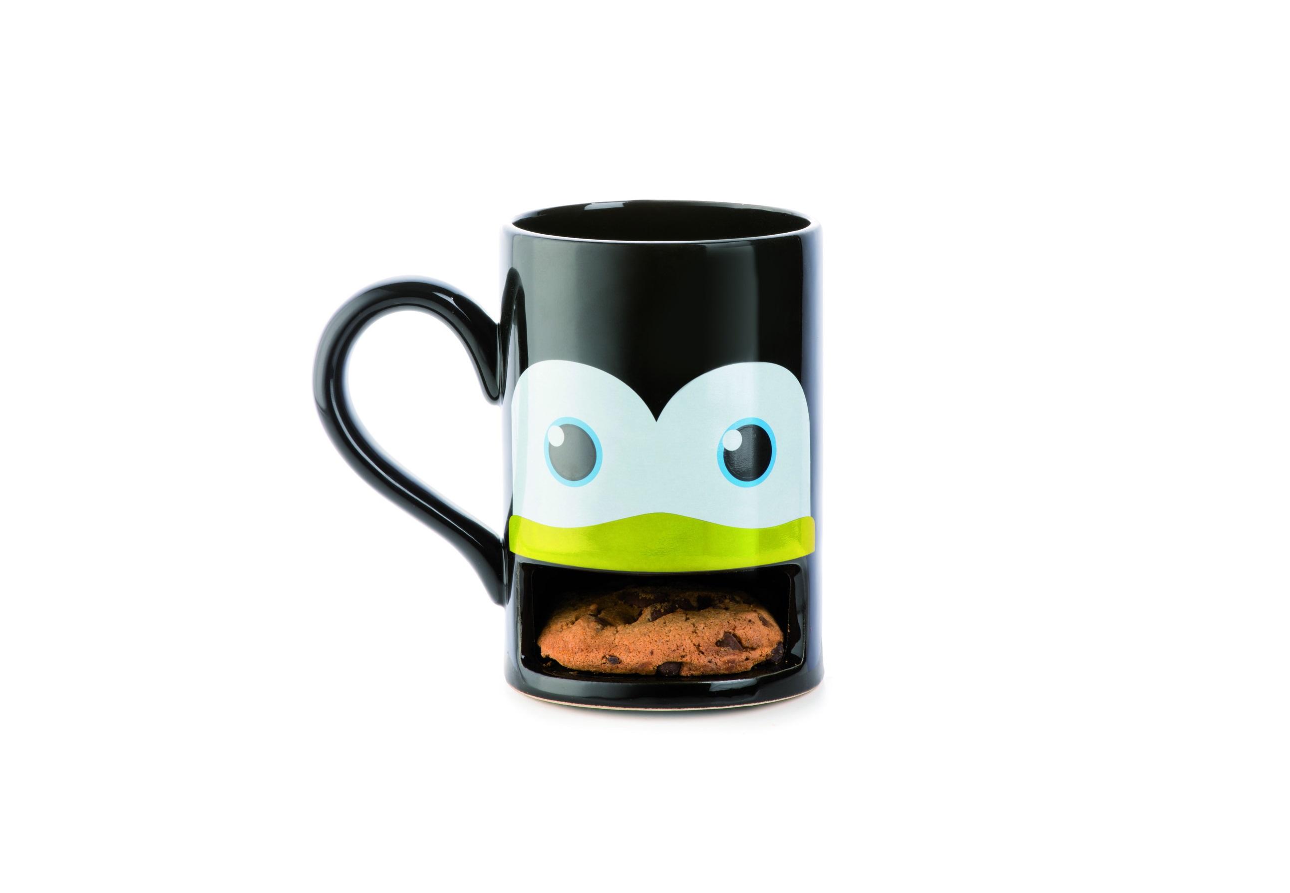 Кружка с отделением для печеньяЧайные пары, чашки и кружки<br>Кружка с отделением для печенья высотой 3 см.<br><br>Material: Камень<br>Width см: 13.5<br>Depth см: 8.3<br>Height см: 11.7