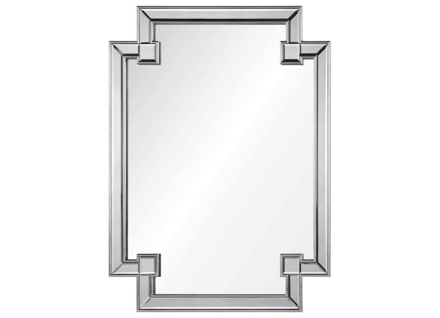 Зеркало ЧестерНастенные зеркала<br>Крепления входят в стоимость.<br><br>Material: Пластик<br>Ширина см: 75<br>Высота см: 100<br>Глубина см: 2