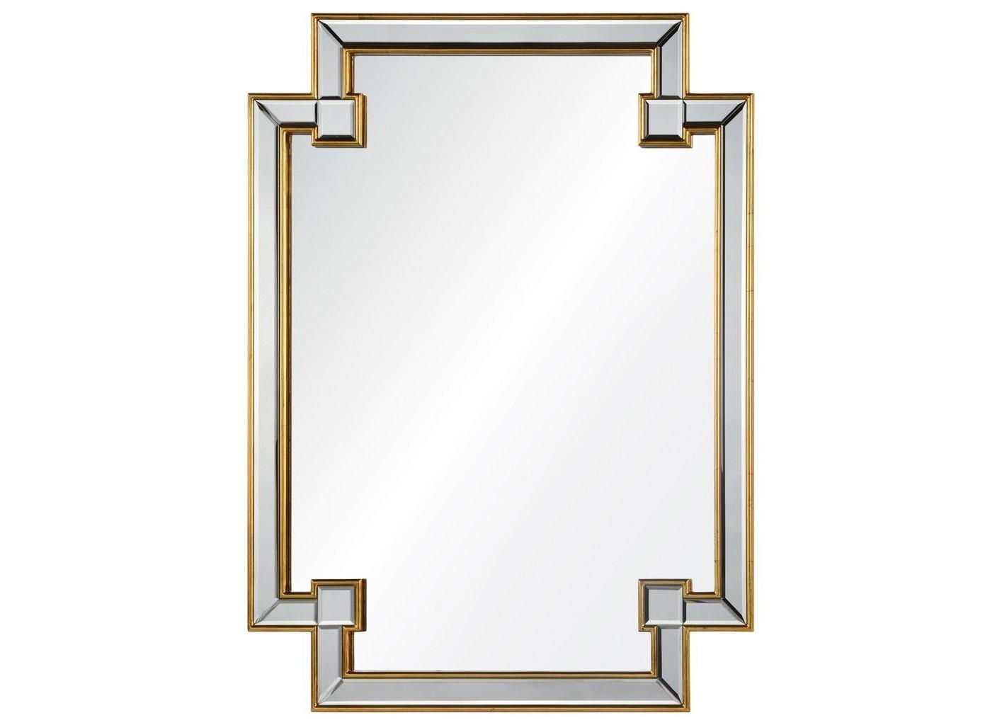 Зеркало ЧестерНастенные зеркала<br>Крепления входят в стоимость.<br><br>Material: Пластик<br>Width см: 75<br>Depth см: 2<br>Height см: 100