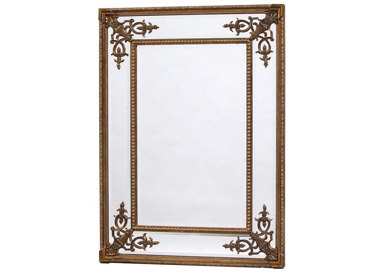 Зеркало ОливерНастенные зеркала<br>Крепления входят в стоимость.<br><br>Material: Пластик<br>Ширина см: 92<br>Высота см: 122<br>Глубина см: 3