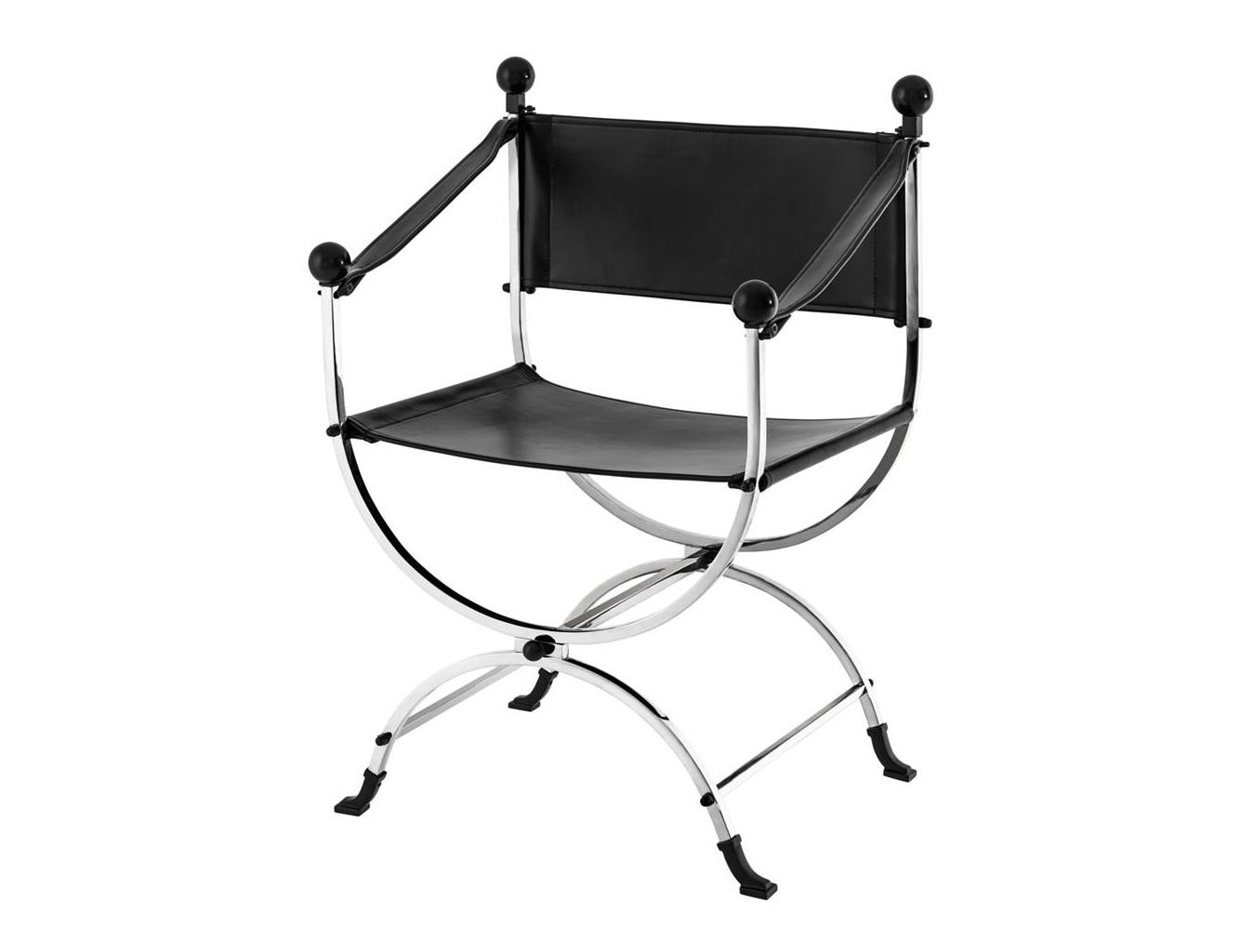 Кресло LimogesКожаные кресла<br><br><br>Material: Кожа<br>Ширина см: 59<br>Высота см: 87<br>Глубина см: 44