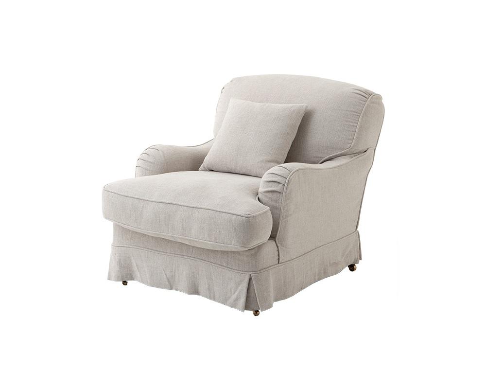 Кресло HighburyИнтерьерные кресла<br><br><br>Material: Текстиль<br>Ширина см: 85.0<br>Высота см: 90.0<br>Глубина см: 100.0