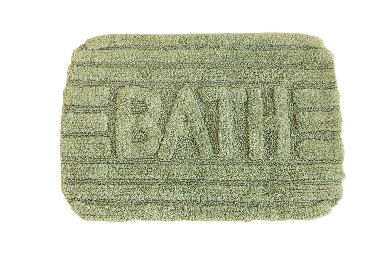 Коврик для ваннойПрямоугольные ковры<br><br><br>Material: Хлопок<br>Ширина см: 60<br>Высота см: 40