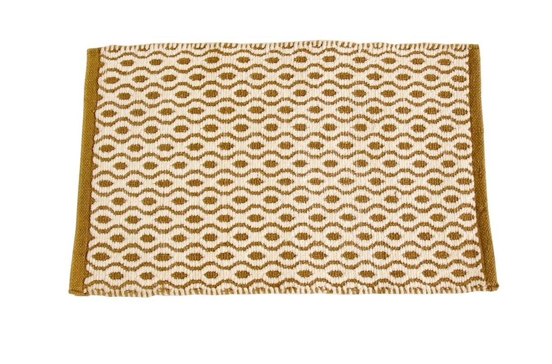 Коврик для ваннойПрямоугольные ковры<br><br><br>Material: Хлопок<br>Ширина см: 67<br>Высота см: 41