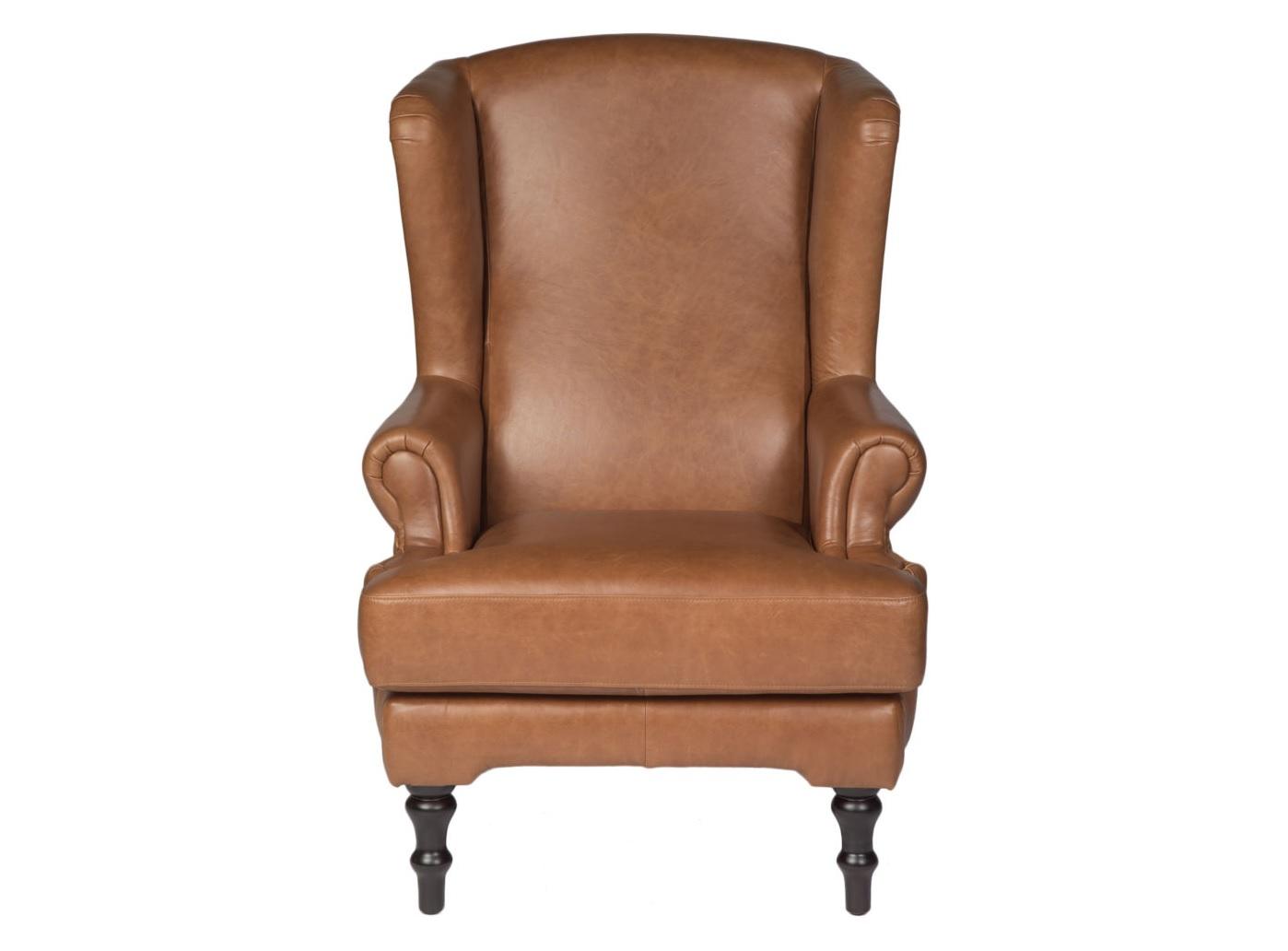 Кресло AmbitionКожаные кресла<br><br><br>Material: Кожа<br>Ширина см: 80<br>Высота см: 110<br>Глубина см: 85