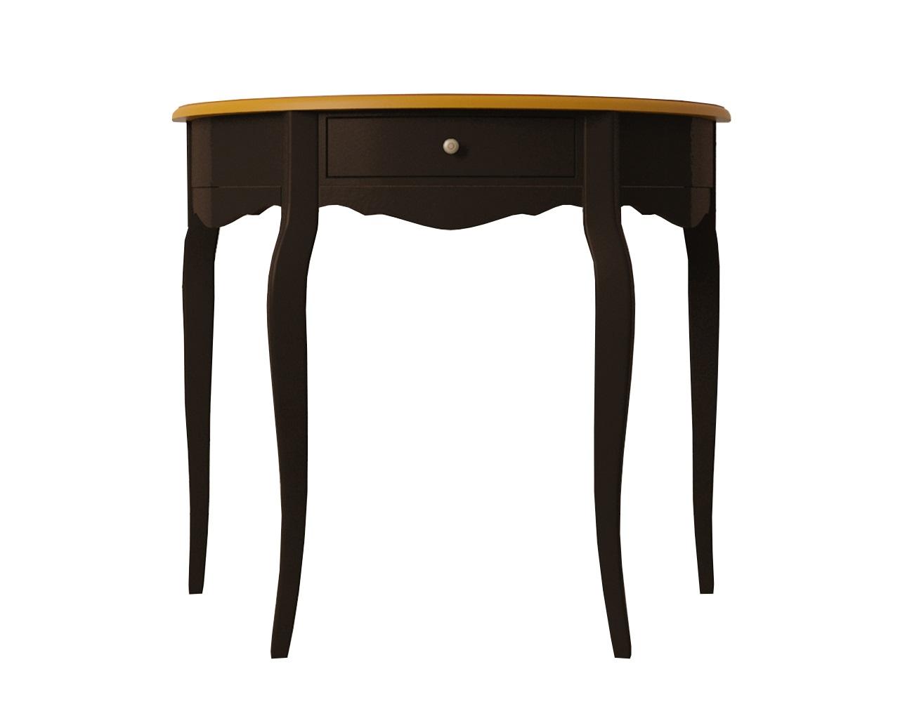 Туалетный столик Leontina BlackТуалетные столики<br>Материал: массив березы, массив ясеня.<br><br>Material: Береза<br>Ширина см: 90<br>Высота см: 78<br>Глубина см: 35