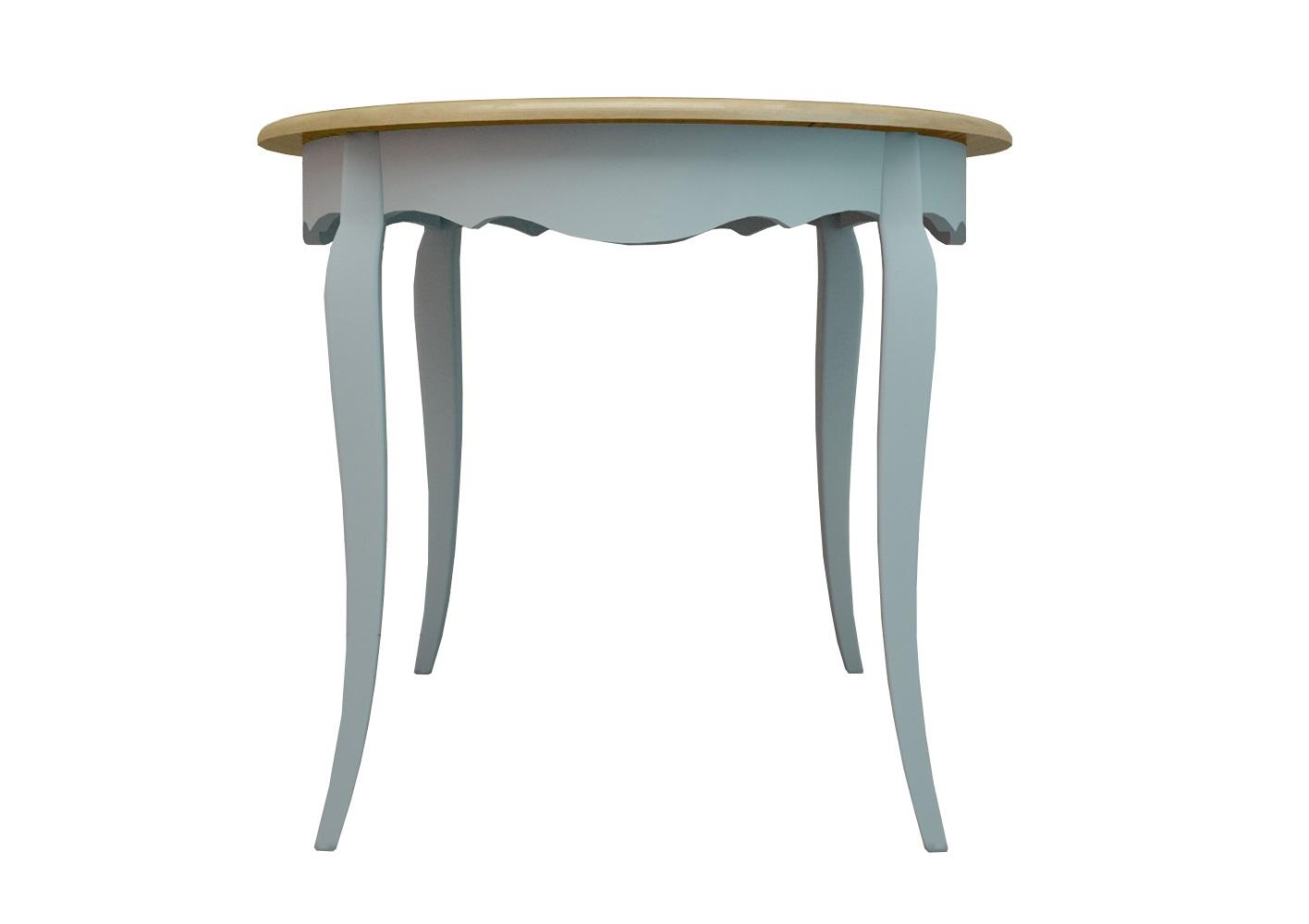 Стол обеденный LeontinaОбеденные столы<br><br><br>Material: Береза<br>Высота см: 76