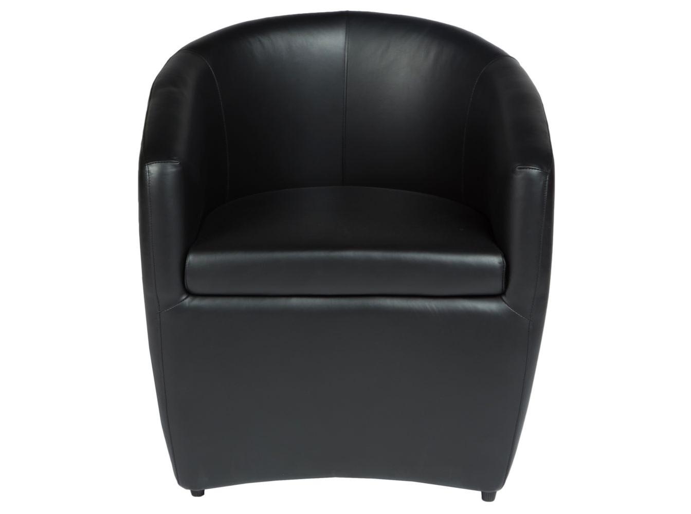 Кресло Jess darkКожаные кресла<br><br><br>Material: Кожа<br>Ширина см: 66<br>Высота см: 72<br>Глубина см: 66