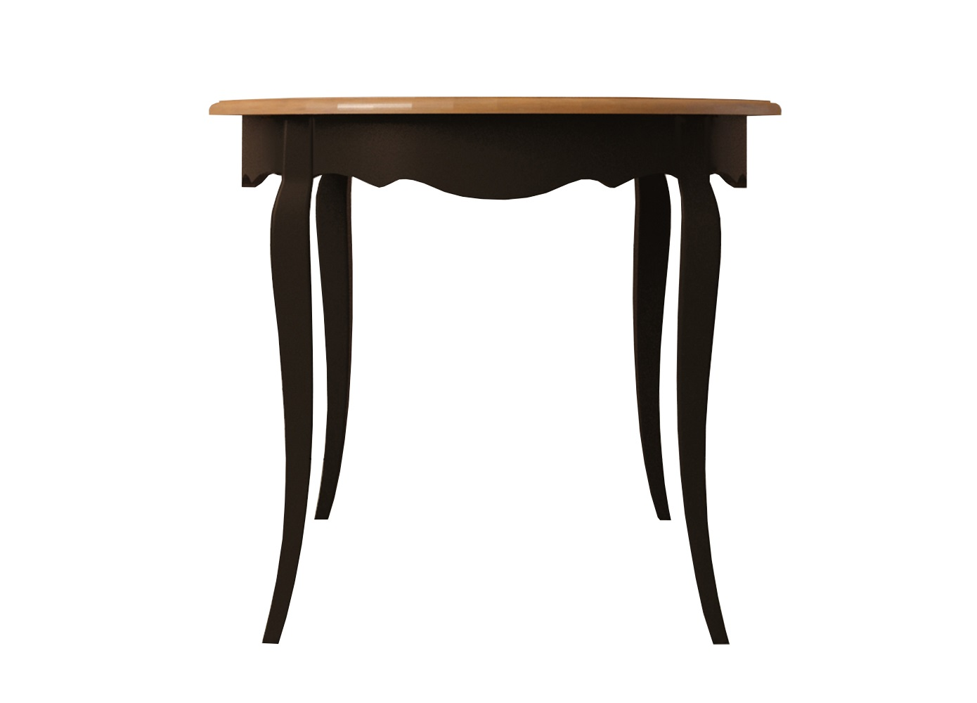 Обеденный стол Leontina BlackОбеденные столы<br>Материал: Массив березы,Массив ясеня.<br><br>Material: Дерево<br>Высота см: 76