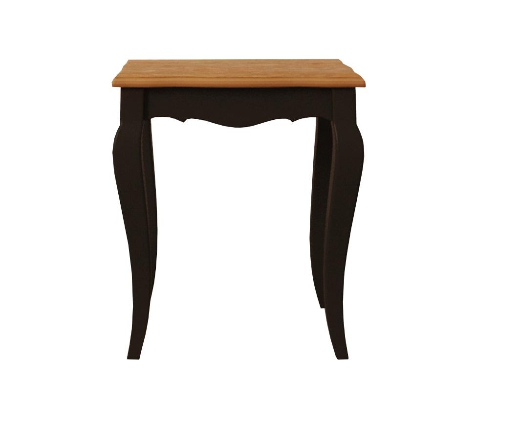 Консоль Leontina Black малаяПриставные столики<br>Материал: Массив березы,Массив ясеня.<br><br>Material: Дерево<br>Ширина см: 33<br>Высота см: 37<br>Глубина см: 27