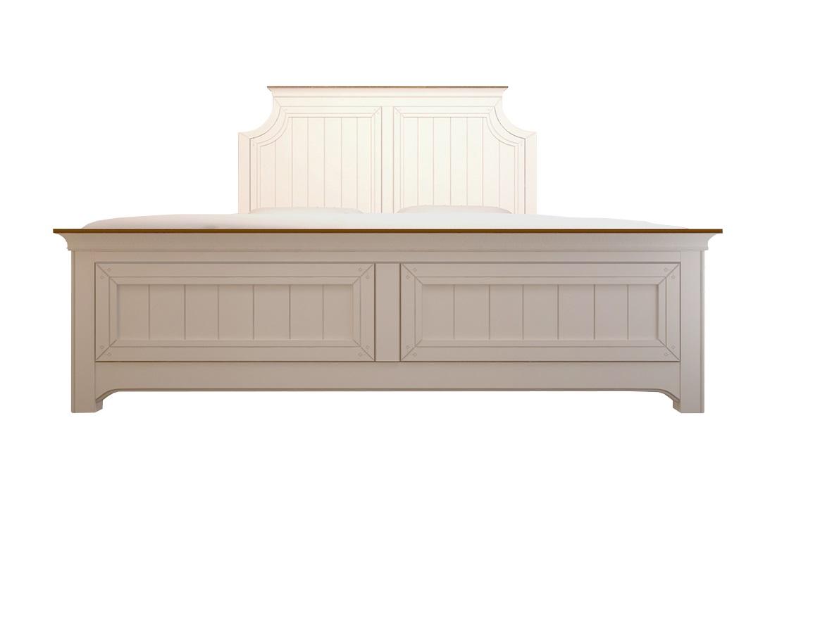 Кровать olivia (etg-home) бежевый 190.0x140.0x206.0 см. фото