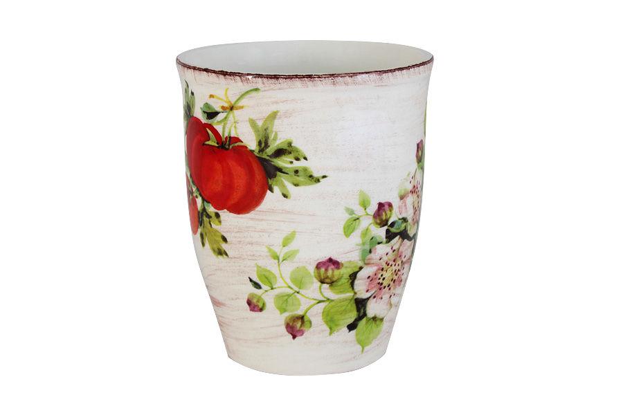 Банка-подставка под кухонные инструменты Овощное ассортиАксессуары для кухни<br><br><br>Material: Керамика