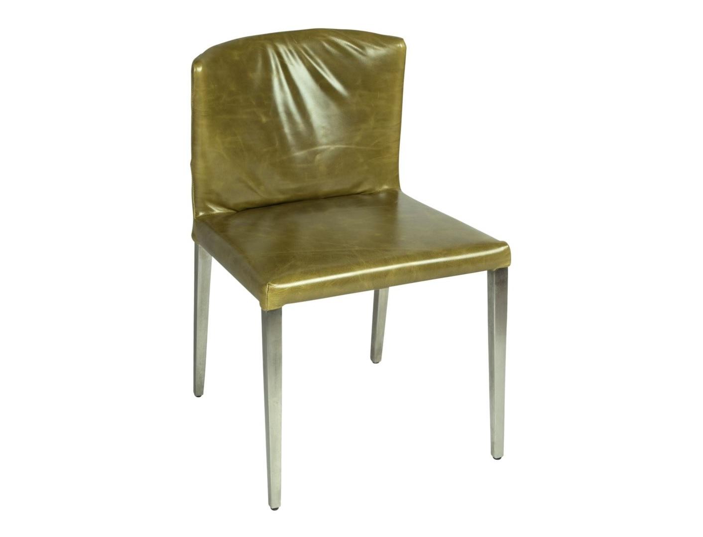 Стул TacitОбеденные стулья<br><br><br>Material: Кожа<br>Ширина см: 50<br>Высота см: 76<br>Глубина см: 53