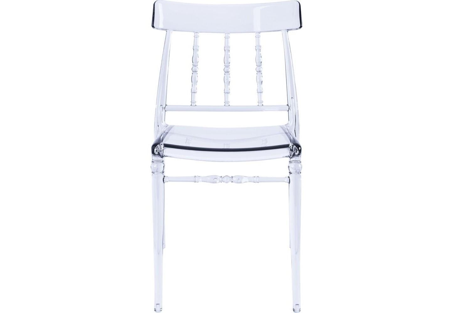 Стул CrystalОбеденные стулья<br><br><br>Material: Пластик<br>Ширина см: 46<br>Высота см: 84<br>Глубина см: 53