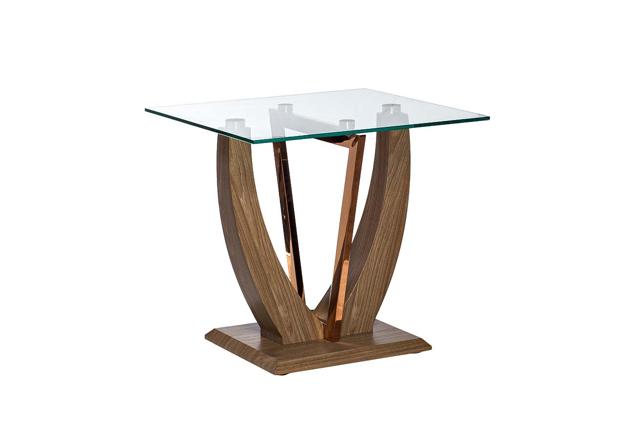 СтолКофейные столики<br><br><br>Material: Стекло<br>Ширина см: 61<br>Высота см: 66<br>Глубина см: 61