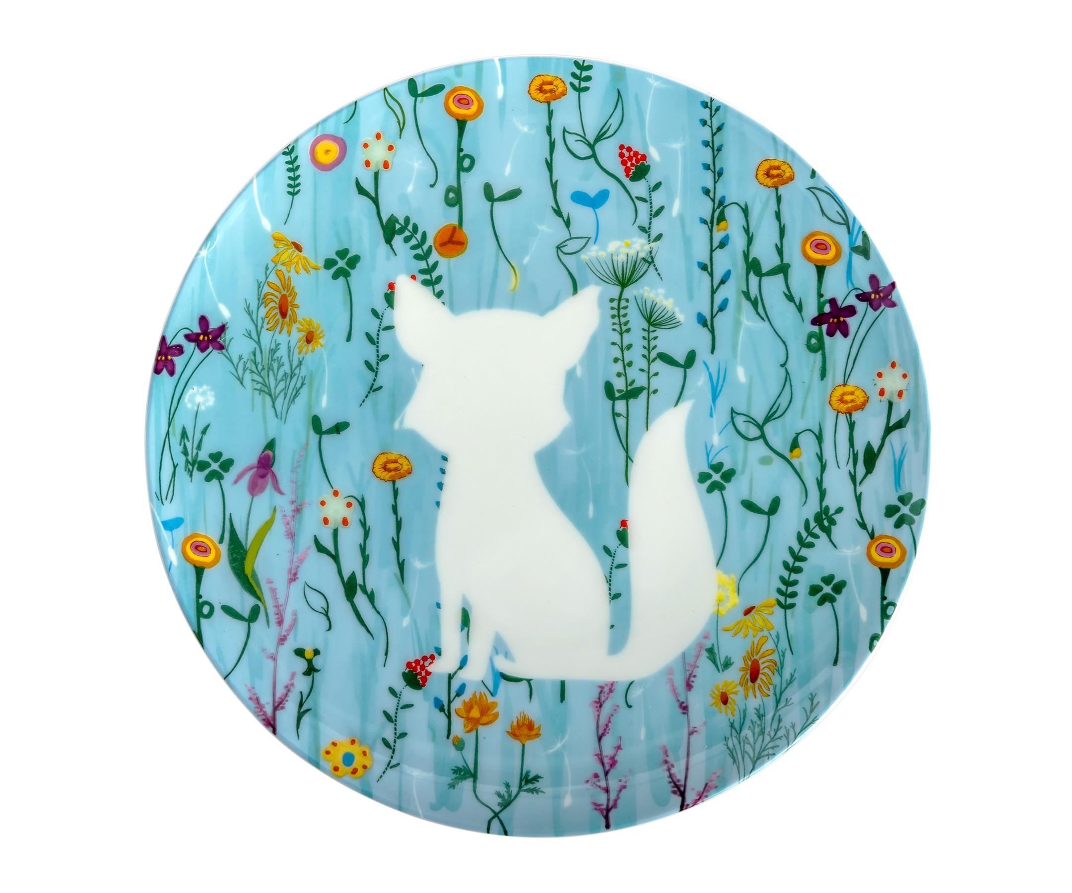 Тарелка Лесные историиТарелки<br><br><br>Material: Керамика<br>Высота см: 1