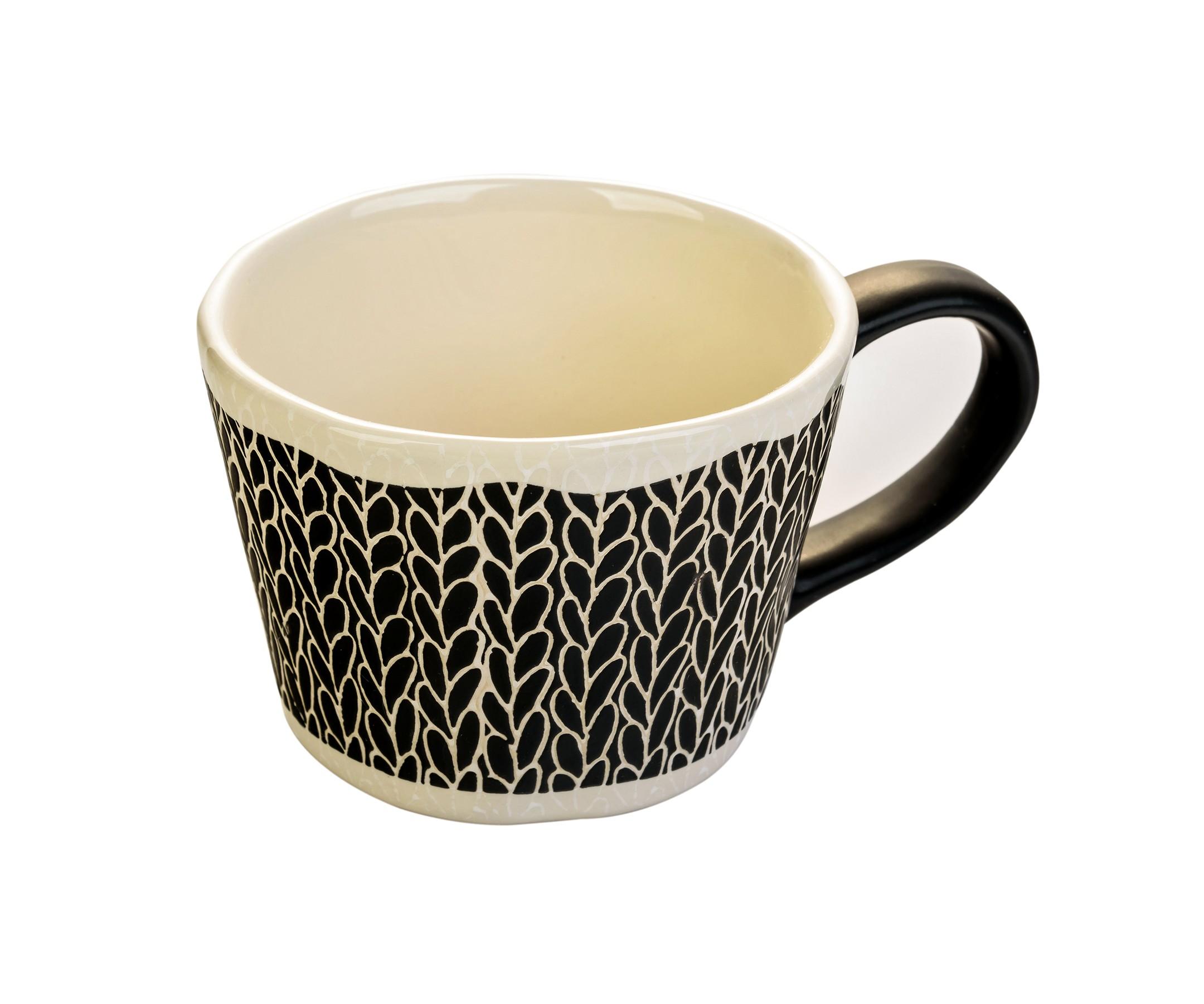 Чашка ручной росписи FlowersЧайные пары, чашки и кружки<br><br><br>Material: Керамика<br>Высота см: 8