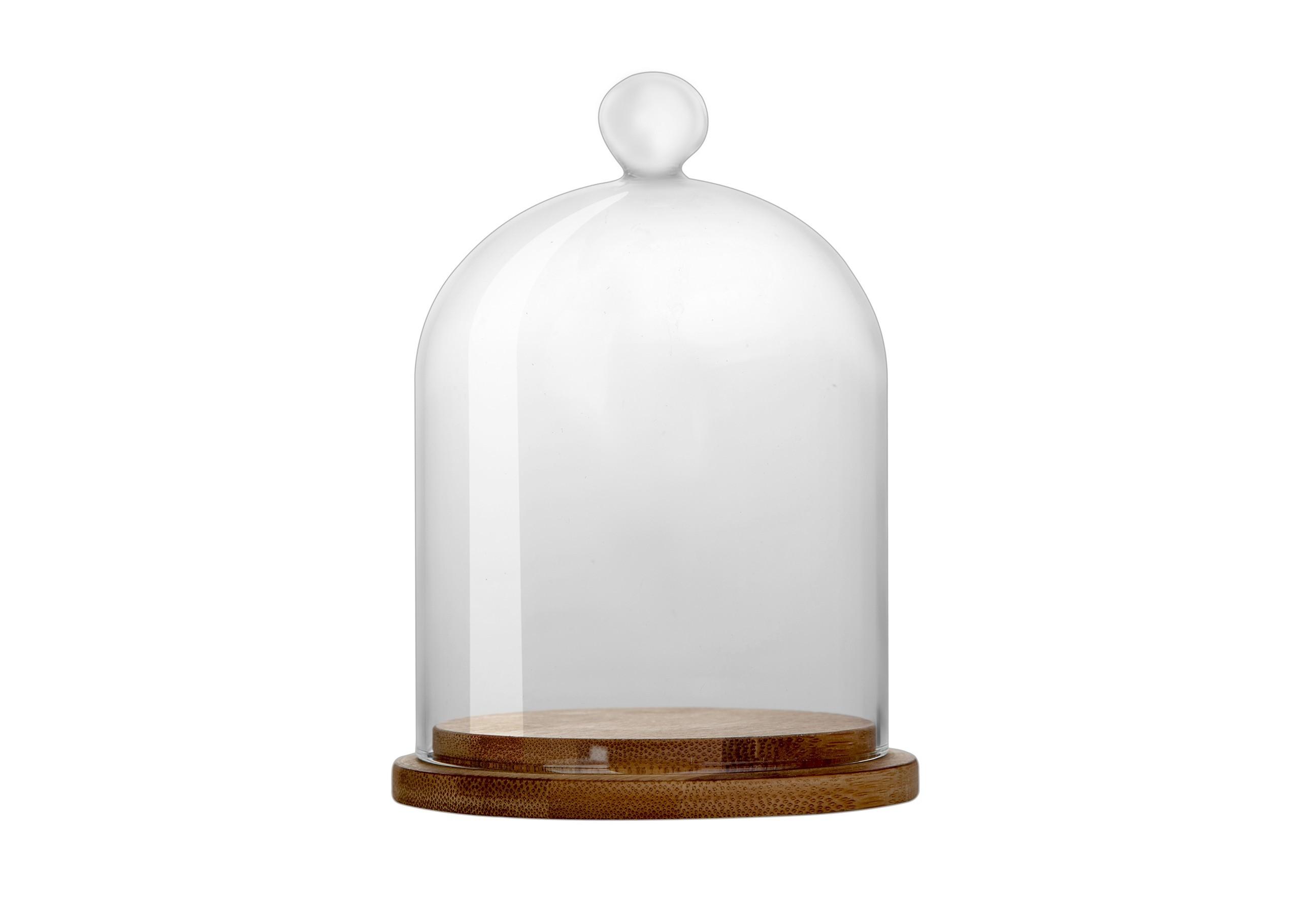 КуполЕмкости для хранения<br><br><br>Material: Стекло<br>Высота см: 13