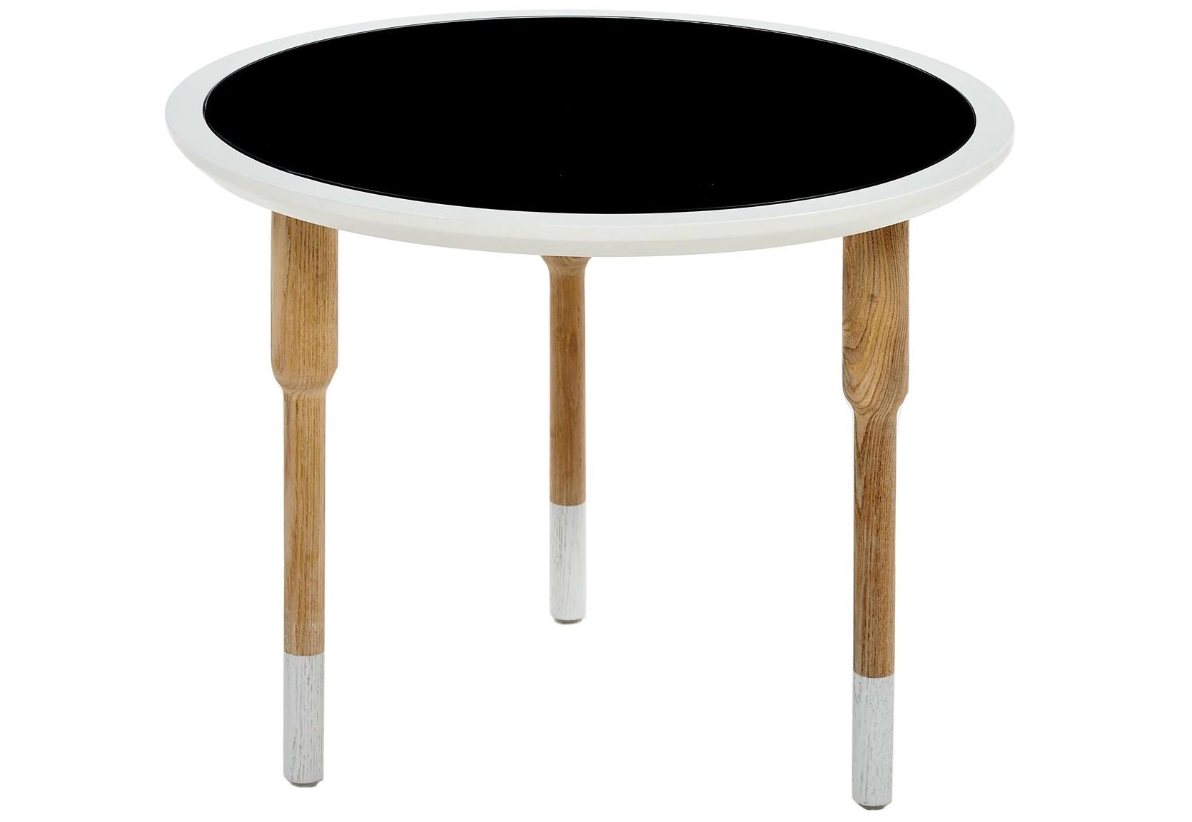 Журнальный стол MilaniЖурнальные столики<br><br><br>Material: Дуб<br>Ширина см: 50<br>Высота см: 41<br>Глубина см: 50