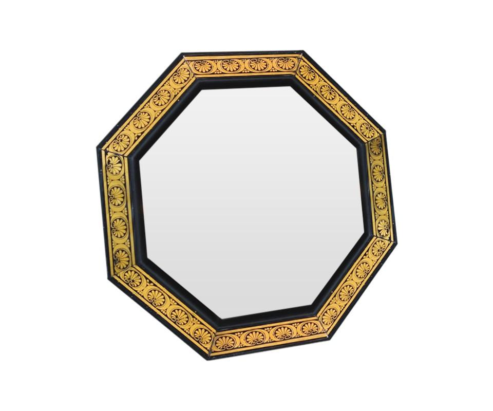Зеркало ручной работы КараванНастенные зеркала<br>Глядя на это зеркало можно услышать звуки зыбучих песков в пустыне и увидеть неодолимые барханы. Статное и при этом всецело утонченное зеркало &amp;quot;Караван&amp;quot; украшено увлекательными узорами, старательно отобранными и наложенными нашими мастерами. Этот предмет ручной работы обязательно вольется в Ваше пространство и дополнит его своим благолепием.<br><br>Material: Дерево
