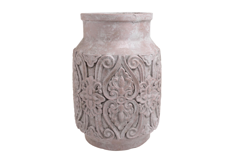 Ваза SihemeВазы<br><br><br>Material: Керамика<br>Ширина см: 26<br>Высота см: 38<br>Глубина см: 26