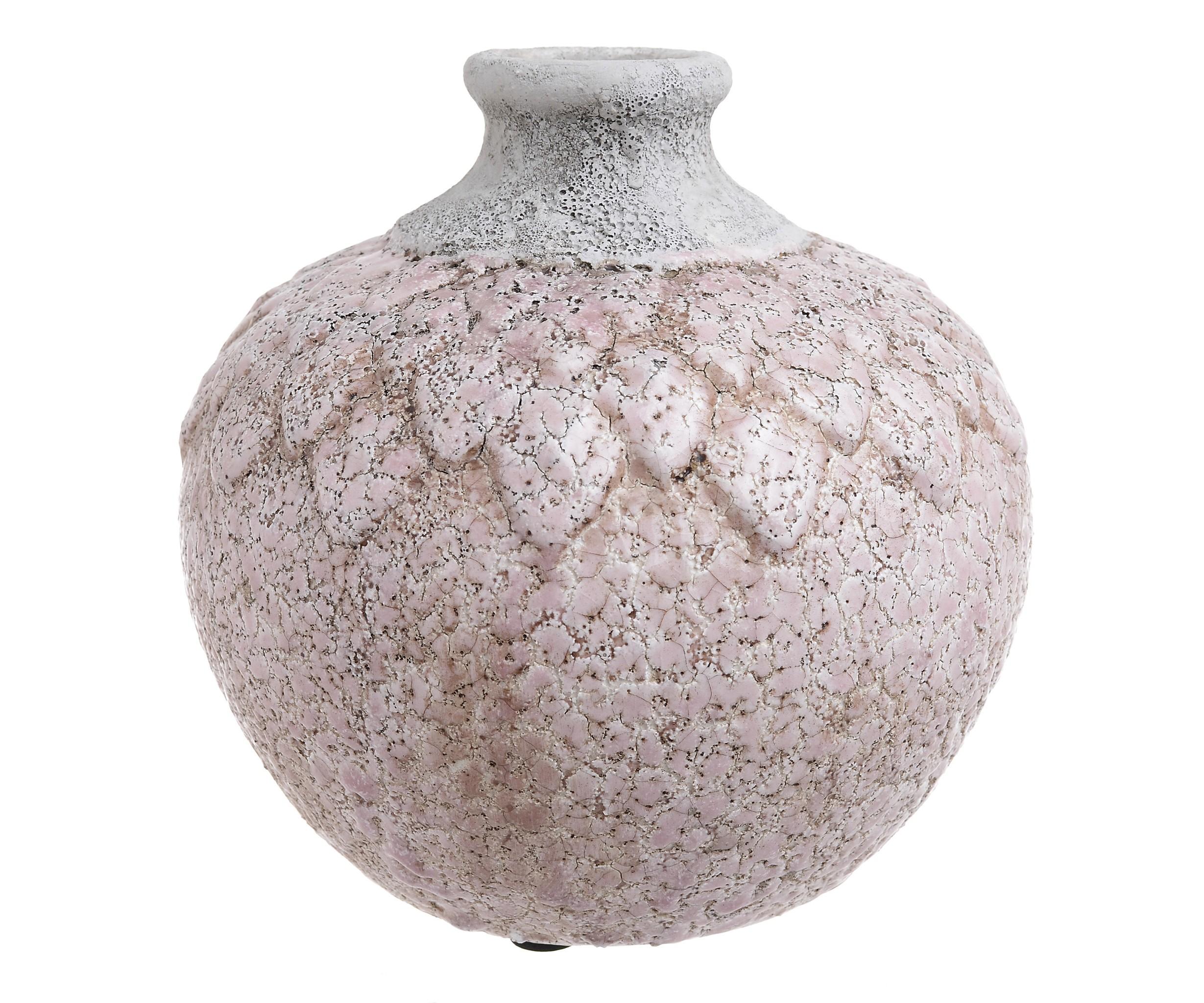 Ваза GaultierВазы<br><br><br>Material: Керамика<br>Ширина см: 18.0<br>Высота см: 17.5<br>Глубина см: 18.0