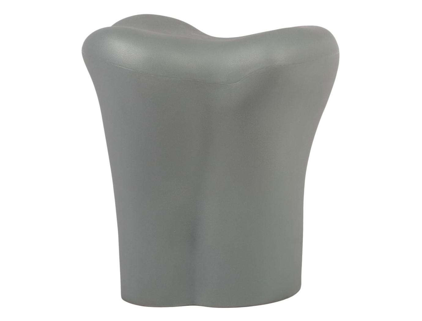 Табурет The ToothДетские табуреты<br>Табурет в форме гигантского серебряного зуба – не только забавная вещь, которая вызовет восторг у ребенка любого возраста, но и креативное решение вопроса посадочных мест в детской. Небанальный дизайн и прочная конструкция The Tooth позволит с комфортом провести время в комнате малыша не только его друзьям, но и изрядно упитанным взрослым.<br><br>Material: Пластик<br>Ширина см: 35<br>Высота см: 44<br>Глубина см: 35