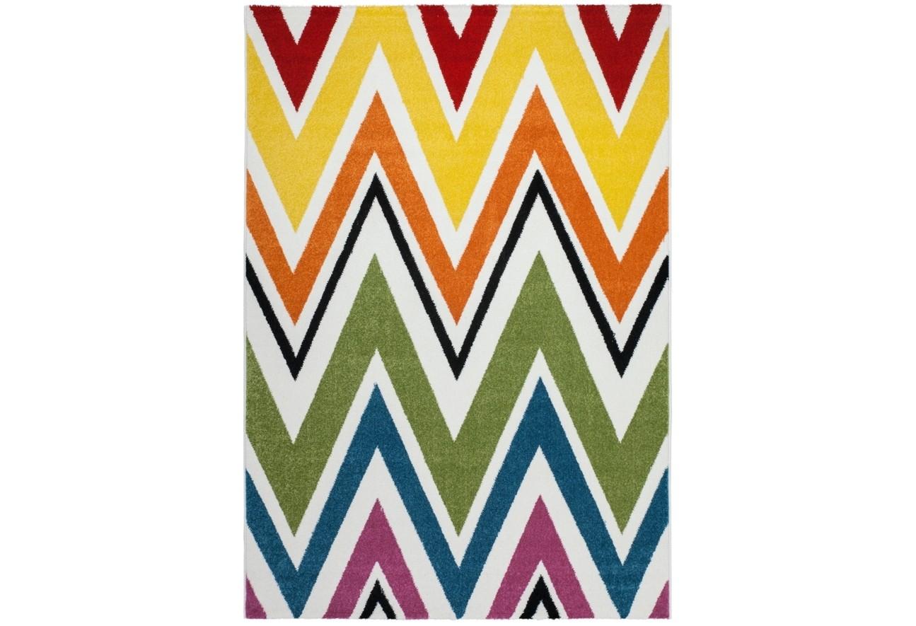 Ковер Rainbow 120x170Прямоугольные ковры<br>Яркие и сочные расцветки ковров Rainbow прекрасно подойдут в детскую, а так же помогут добавить акцент в современном интерьере.&amp;amp;nbsp;&amp;lt;div&amp;gt;&amp;lt;br&amp;gt;&amp;lt;/div&amp;gt;&amp;lt;div&amp;gt;Основа ковра - джут.&amp;lt;/div&amp;gt;<br><br>Material: Шерсть<br>Ширина см: 120<br>Глубина см: 170