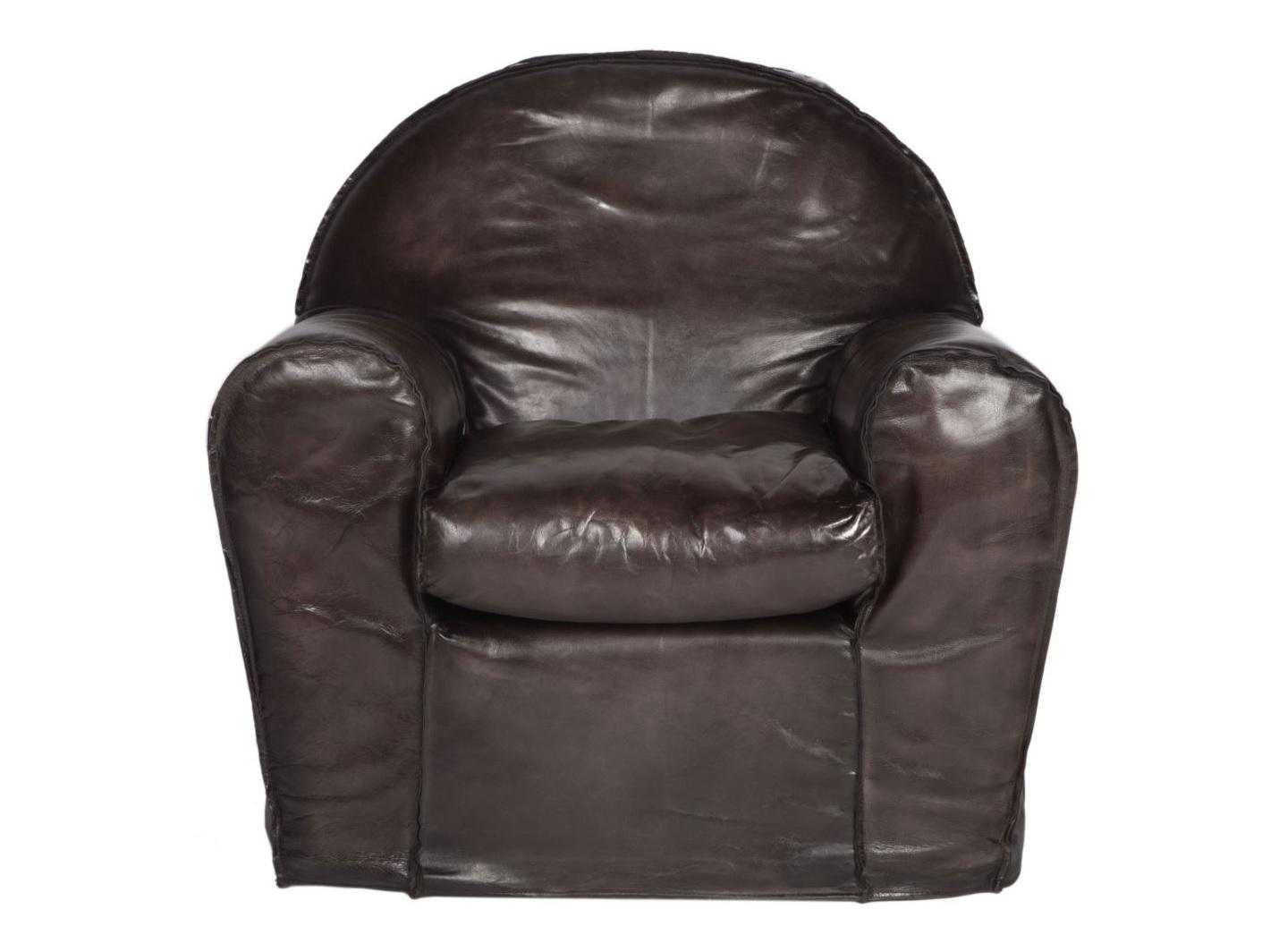 Кресло MichaelКожаные кресла<br><br><br>Material: Кожа<br>Ширина см: 93<br>Высота см: 93<br>Глубина см: 88