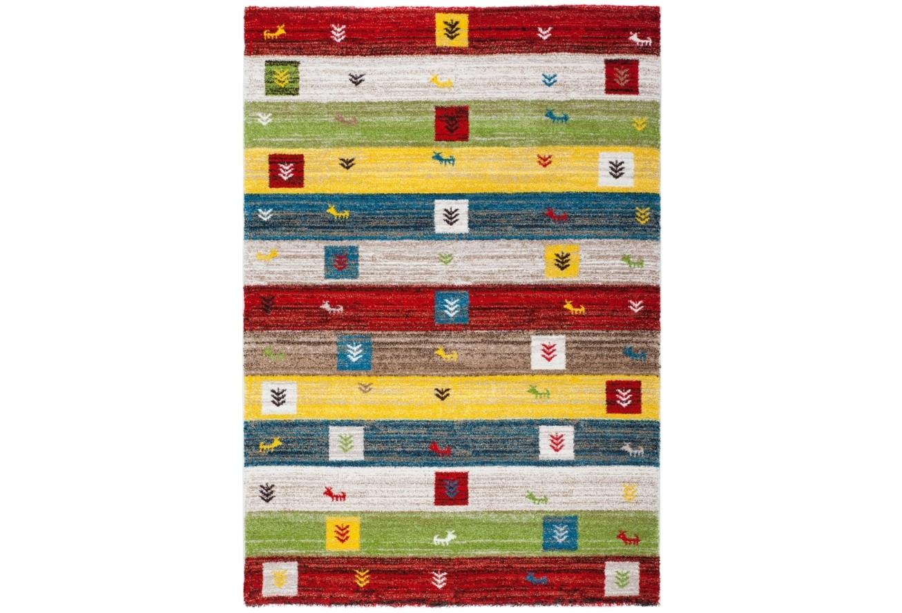 Ковер Etno 160x230Прямоугольные ковры<br>На создание этих ковров дизайнеров вдохновили <br>этнические дизайны древнего Омана.&amp;amp;nbsp;&amp;lt;div&amp;gt;Основа - джут.&amp;lt;/div&amp;gt;<br><br>Material: Шерсть