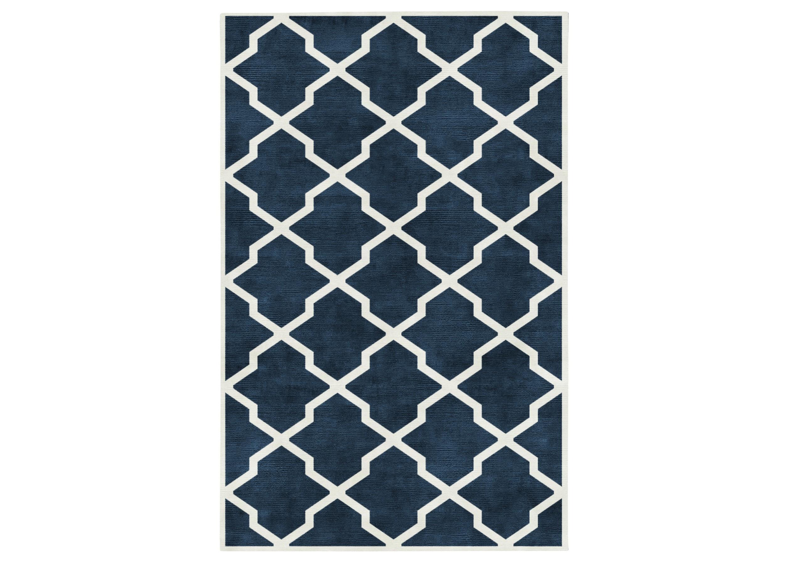 Ковер Lattice 120x180Прямоугольные ковры<br><br><br>Material: Шерсть<br>Ширина см: 120<br>Глубина см: 180