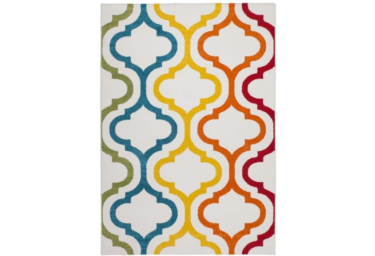 Ковер Rainbow Trellis 200х290Прямоугольные ковры<br>Яркие и сочные расцветки ковров Rainbow прекрасно <br>подойдут в детскую, а так же помогут добавить <br>акцент в современном интерьере.&amp;amp;nbsp;&amp;lt;div&amp;gt;&amp;lt;br&amp;gt;&amp;lt;/div&amp;gt;&amp;lt;div&amp;gt;Основа ковра - джут.&amp;lt;/div&amp;gt;<br><br>Material: Шерсть<br>Ширина см: 200<br>Глубина см: 290