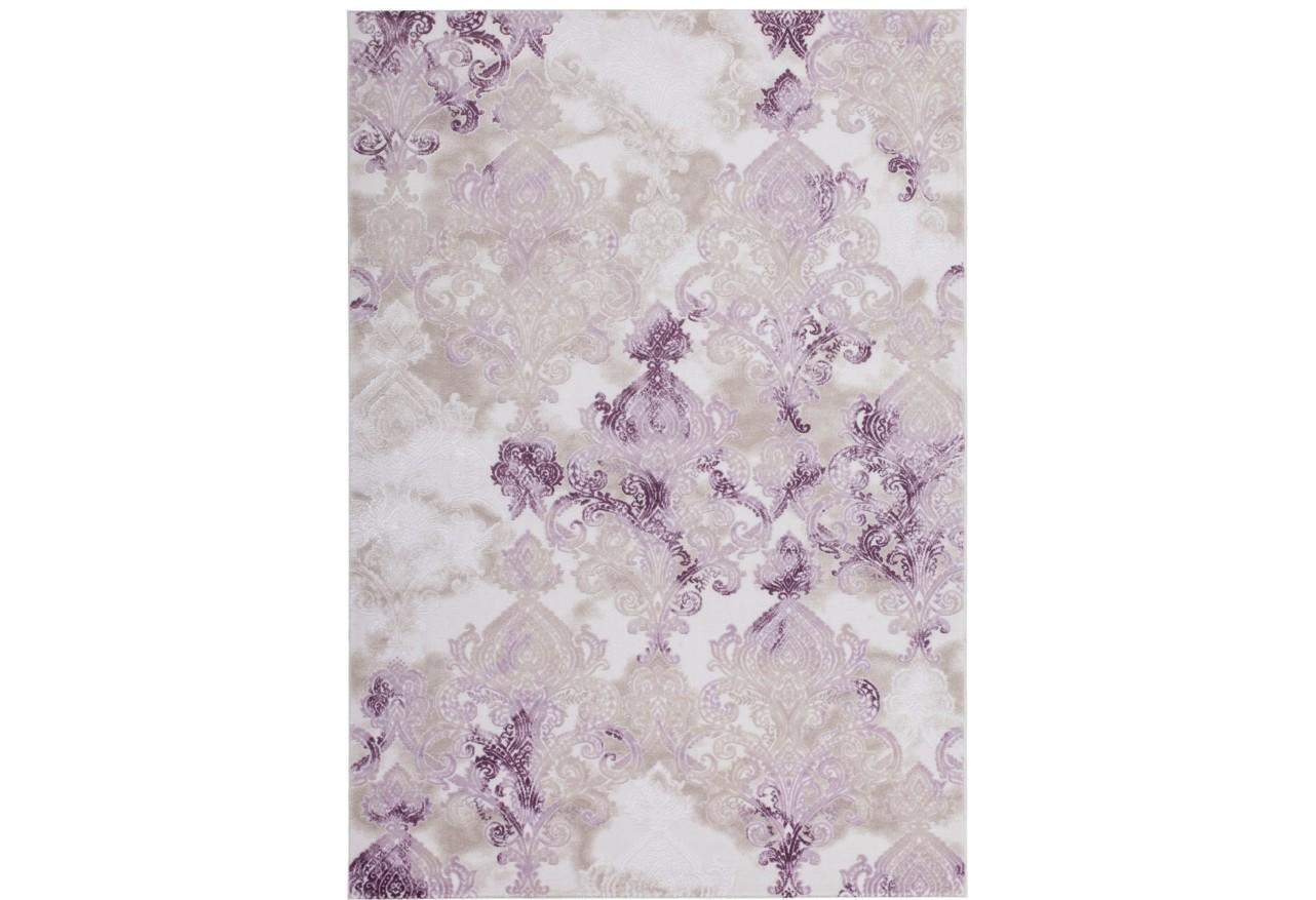 Ковер Gizem Lilac 200х290Прямоугольные ковры<br>Плотный и мягкий ковер из высококачественного <br>акрила &amp;quot;Soft touch&amp;quot;. Рельефный рисунок создан <br>из полиэстера, благодаря чему в интерьере <br>ковер выглядит объемно и очень красиво.&amp;amp;nbsp;&amp;lt;div&amp;gt;&amp;lt;br&amp;gt;&amp;lt;div&amp;gt;Основа ковра - джут.&amp;lt;/div&amp;gt;&amp;lt;/div&amp;gt;<br><br>Material: Шерсть<br>Width см: 200<br>Depth см: 290<br>Height см: 0,13