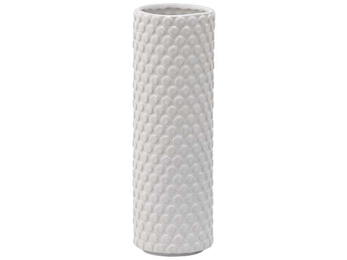Ваза BubblesВазы<br>Изящная ваза Bloomingville из белого керамогранита займет достойное место в вашем доме, подчеркивая ваш тонкий эстетический вкус. Интерьеры в стиле лофт идеальны для такой модели. Наиболее эффектно в вазе с рельефной фактурой смотрится цветок с крупным бутоном, например, роза или королевская хризантема. Поставьте вазу на полку камина или журнальный столик – так вы внесете свежий штрих в привычную обстановку.&amp;lt;div&amp;gt;&amp;lt;br&amp;gt;&amp;lt;/div&amp;gt;&amp;lt;div&amp;gt;Материал: керамогранит&amp;lt;br&amp;gt;&amp;lt;/div&amp;gt;<br><br>Material: Керамика<br>Высота см: 25