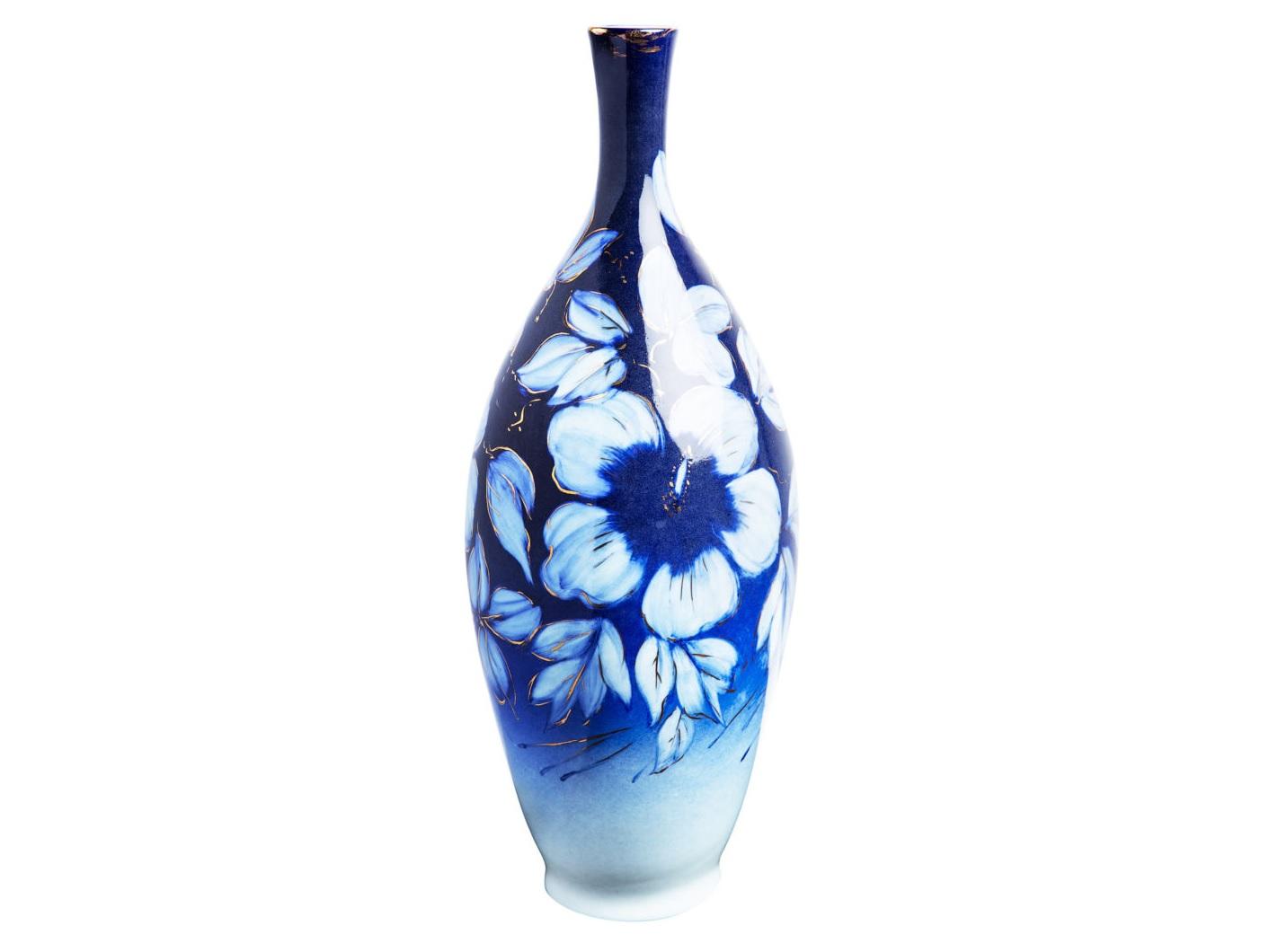 Ваза настольная Bloom springВазы<br><br><br>Material: Керамика<br>Высота см: 57